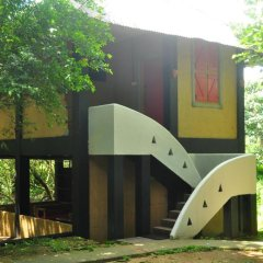 Ambalama Leisure Lounge Hotel Коттедж с различными типами кроватей фото 31