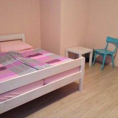 Pozitiv Hostel Стандартный номер с различными типами кроватей