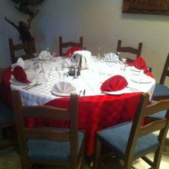 Отель Guesthouse Familja Албания, Берат - отзывы, цены и фото номеров - забронировать отель Guesthouse Familja онлайн питание фото 2