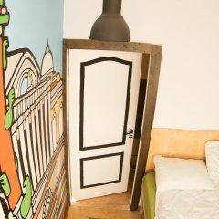 АРТ хостел Культура Номер Эконом с разными типами кроватей (общая ванная комната)