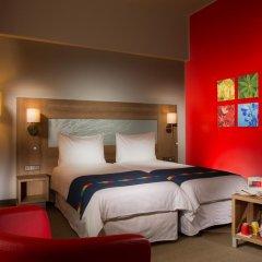 Park Inn Hotel Prague 4* Стандартный номер с различными типами кроватей фото 2
