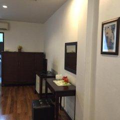 Отель Nawaporn Place Guesthouse 3* Улучшенная студия фото 11