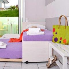 Отель Ilios Studios Stalis Студия с различными типами кроватей фото 30