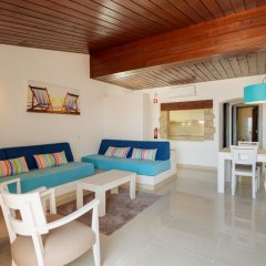 Отель 3HB Golden Beach Улучшенные апартаменты с различными типами кроватей фото 14