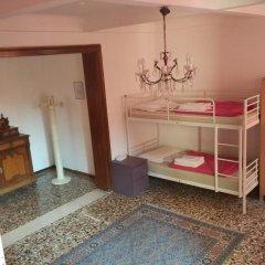 Отель The Academy Кровать в общем номере