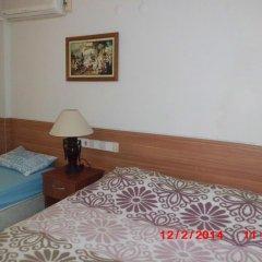 Отель Mavi Cennet Camping Pansiyon Стандартный номер