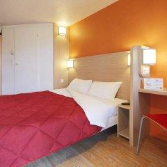 Отель Premiere Classe Paris Ouest - Pont de Suresnes 2* Стандартный номер с двуспальной кроватью фото 2