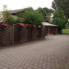 Отель Gästehaus Brunnerhof парковка