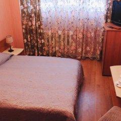 Гостиница Талисман Стандартный номер с двуспальной кроватью фото 5