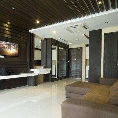 Отель Hamilton Grand Residence 3* Люкс с различными типами кроватей фото 19