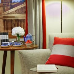 Гостиница Рокко Форте Астория 5* Улучшенный номер с различными типами кроватей фото 8