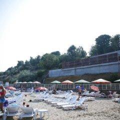 Гостиница Sovin'on Yakht-Klub пляж фото 2