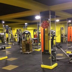 Club Vela Hotel фитнесс-зал фото 2