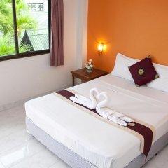 myPatong GuestHouse-Hostel 3* Стандартный номер с различными типами кроватей фото 4