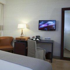 Отель Starhotels Michelangelo 4* Улучшенный номер с различными типами кроватей фото 18