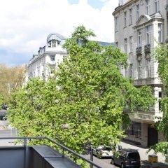 Отель Castell Германия, Берлин - 12 отзывов об отеле, цены и фото номеров - забронировать отель Castell онлайн балкон фото 2