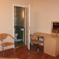 Лукоморье Мини - Отель Стандартный номер с различными типами кроватей фото 16