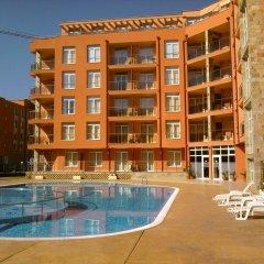 Отель Holiday Apartment Rainbow 2 Болгария, Солнечный берег - отзывы, цены и фото номеров - забронировать отель Holiday Apartment Rainbow 2 онлайн бассейн