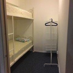 Garage Hostel Номер с общей ванной комнатой с различными типами кроватей (общая ванная комната) фото 3