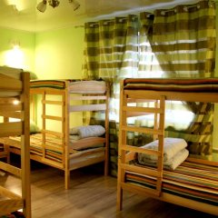 Koenig Hostel Кровать в мужском общем номере с двухъярусной кроватью фото 3