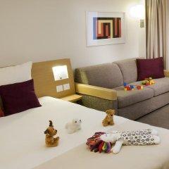Отель Novotel Zurich Airport Messe 4* Улучшенный номер с различными типами кроватей фото 2
