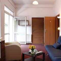 Отель Tenisowy Inn Стандартный номер с различными типами кроватей фото 25