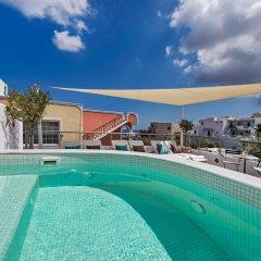 Отель Galatia Villas бассейн фото 3