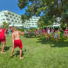 Jeravi Club Hotel - All Inclusive фитнесс-зал