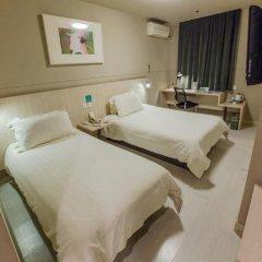 Отель Jinjiang Inn Shanghai Maotai Road Branch 2* Стандартный номер с 2 отдельными кроватями