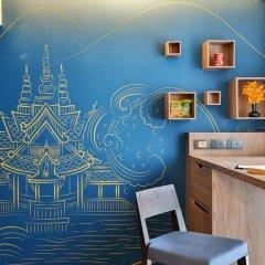 U Sukhumvit Hotel Bangkok 4* Номер Делюкс фото 4