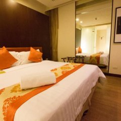 Отель On8 Sukhumvit Nana Bangkok By Compass Hospitality 3* Номер Делюкс фото 5