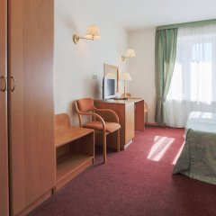 Андерсен отель 3* Стандартный номер двуспальная кровать фото 3