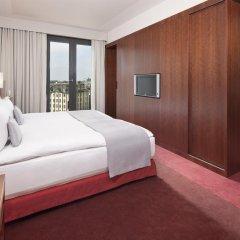 Melia Berlin Hotel 4* Представительский люкс разные типы кроватей