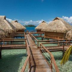 Hotel Maitai Polynesia 3* Бунгало с различными типами кроватей фото 12