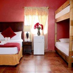 Отель y Cabañas Ros Гондурас, Тегусигальпа - отзывы, цены и фото номеров - забронировать отель y Cabañas Ros онлайн комната для гостей фото 5