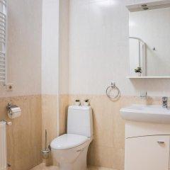 Апарт Отель Холидэй 3* Коттедж разные типы кроватей фото 13
