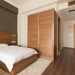 Carpediem Diamond Hotel Стандартный номер с различными типами кроватей фото 2