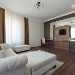 Carpediem Diamond Hotel Апартаменты с различными типами кроватей фото 2