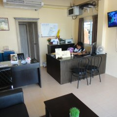 Отель My Place Phuket Airport Mansion интерьер отеля фото 3