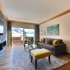 ERMITAGE Wellness- & Spa-Hotel 5* Люкс с различными типами кроватей фото 2