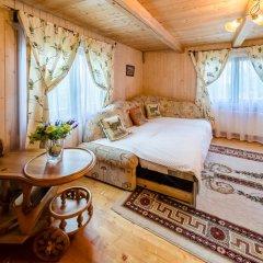 Гостиница Велика Ведмедиця комната для гостей фото 3