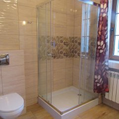 Отель Hostel Rumiankowy Польша, Вроцлав - отзывы, цены и фото номеров - забронировать отель Hostel Rumiankowy онлайн ванная