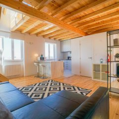Апартаменты ShortStayFlat - Studio Duplex with Great View комната для гостей фото 5