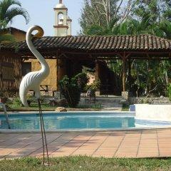 Hotel Finca El Capitan бассейн фото 2