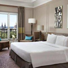 Отель The Westin Paris - Vendôme 4* Улучшенный номер с различными типами кроватей фото 4