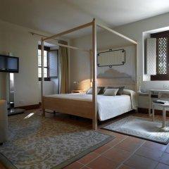 Отель Parador De Granada 4* Стандартный номер с различными типами кроватей фото 5