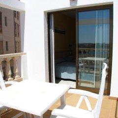 Отель Hostal Sa Prensa балкон