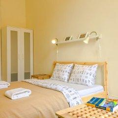 Ambiente Hostel & Rooms Стандартный номер с двуспальной кроватью (общая ванная комната) фото 3