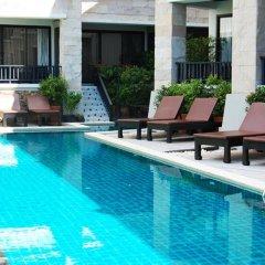 Отель Samaya Bura Beach Resort - Koh Samui 3* Улучшенный номер с различными типами кроватей фото 8
