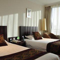 Howard Johnson Paragon Hotel Beijing комната для гостей фото 4